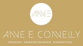 Anne E. Connelly –Rednerin. Karrieretrainerin. Moderatorin.