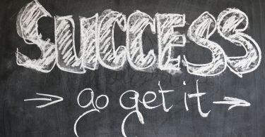 Success formatiert